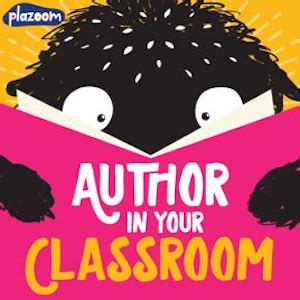 Author in your Classroom podcast